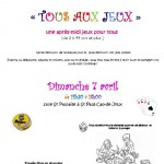 Saint-Paul-Cap-de-Joux : Après-midi jeux de société pour tous