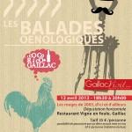 Gaillac : Balades oenologiques au restaurant Vigne en Foule
