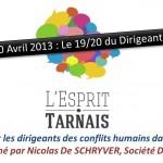 Terssac : La gestion des conflits humains dans l'entreprise, le «19/20 du Dirigeant» de l'Esprit Tarnais