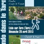 Lisle sur Tarn : Rando Challenge, une compétition ludique et conviviale