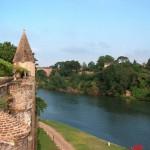 Albi : Le Tarn, une rivière dans la ville