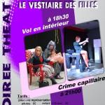 Saix : Le Vestiaire des filles, théâtre à la MJC