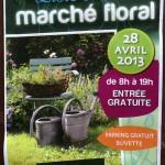 Lisle-sur-Tarn : 15ème marché floral des Arpens Verts