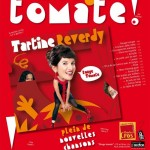 Gaillac : Rouge Tomate, spectacle jeune public au festival Les Ptits Bouchons