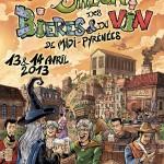 Graulhet : Salon des bières et du vin de Midi-Pyrénées à la Brasserie des Vignes
