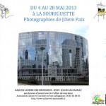 Salvagnac : Insolite, Jihem Paix expose à La Souriguette