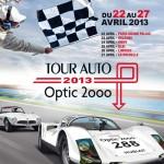 Rallye : L'édition 2013 du Tour Auto Optic 2ooo passera par le Tarn