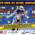 Castelnau-de-Lévis : Moto-Cross, 1er Trophée des Nations Européennes