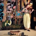 Parisot : Yamina l'amie de l'arbre, conte musical pour les petits avec Agnès Van De Hel