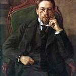 Anton Tchekhov / cc Wikipdia