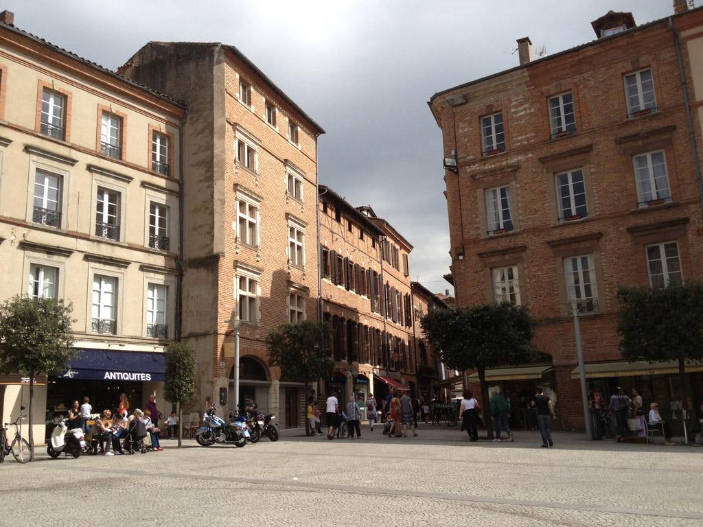 Albi l quipement commercial du centre ville va faire l objet d une tude dans ton tarn - Office du tourisme d albi ...