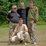 Blaye-les-Mines : Stage de Systema, Art Martial Russe avec le club Albi Yoseikan