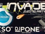 Gagnez des places pour la soire Invaders Electro Party  cap Dcouverte - Concours DTT