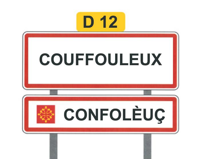 tarn panneaux d entr e de ville en occitan dans ton tarn. Black Bedroom Furniture Sets. Home Design Ideas