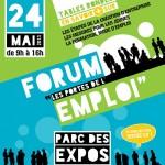 Albi : Les Portes de l'Emploi, forum de l'emploi au Parc des expositions