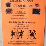 Lisle-sur-Tarn : Grand bal des aînés