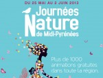Journes Nature en Midi-Pyrnes 2013