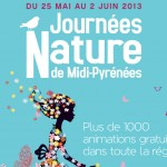 Environnement : Les Journées Nature en Midi Pyrénées 2013