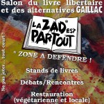 Gaillac : LiberTarn 2013, salon du livre libertaire à la salle Bouzinac