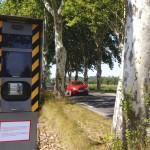 Livers-Cazelles : Nouveau radar sur la RD 600