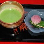 Castres : Cérémonie du thé japonais tradition avec l'association (( Parenthèses