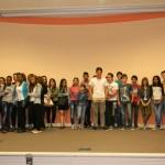 Une classe, une entreprise - Les jeunes élèves tarnais de 5ème, 4ème et 3ème / © CCI du Tarn