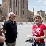 Albi : Des touristes toujours mieux accueillis