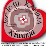 Albi : Concert solidaire de la Croix-Rouge française