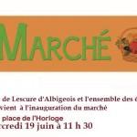 Lescure-d'Albigeois : Ca va marché/r