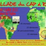 Cadalen : Ballade du Cap à Rio