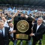 Rugby : Josiane Chevalier félicite le Castres Olympique, champion de France de rugby du Top 14