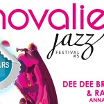 Técou : Dee Dee Bridgewater et Ramsey Lewis en concert au festival VinovalieJazz / Concours DTT