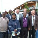 Environnement : Une délégation d'Haïti à Trifyl
