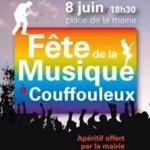 Couffouleux : Fête de la musique le 8 juin