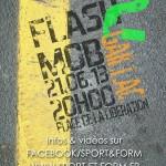 Gaillac : Sport&Form organise une nouvelle Flash Mob Place de la Libération