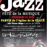 Castres : Jazz à l'Eglise de la Platé