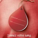 14 juin 2013 : Journée mondiale du donneur de sang