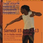 Lavaur : Spectacle de danse africaine avec l'association Ebenbao
