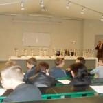 Lisle sur Tarn : Les collégiens ont la bosse des maths !