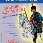 Saint Sulpice : Bourse aux armes 2013