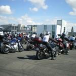 Albi : Rallye de l'Escadron Départemental de sécurité routière et représentation de la Garde Républicaine