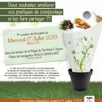 Tarn & Dadou : Devenez guide-composteur pour apprendre les techniques du compostage et aider à la diffusion de la pratique