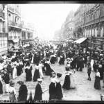 Couffouleux : Fête nationale place de la mairie