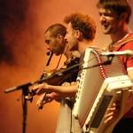 Lavaur : Doolin en concert dans les Jardins de l'Evêché