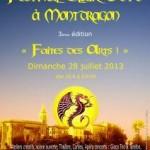Montdragon : Festival Clair d'été 2013