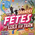 Lisle-sur-Tarn : Grandes fêtes de Lisle sur Tarn