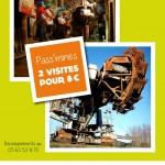 Tourisme : Profitez du nouveau Pass'Mines !
