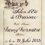 Brassac : 2ème Edition du Salon d'été au Château de la Marquise