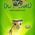 Alban : Samba do Morro en concert à L'Atelier