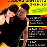 Le Garric zumba - cap'latino (c) SMAD